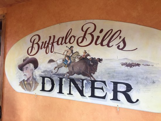 Grants Pass, Oregón: A cool sign just inside the door