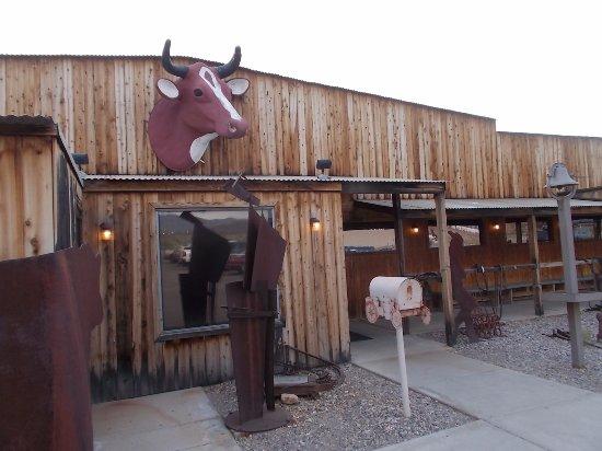 Golden Horseshoe Restaurant Lake Havasu