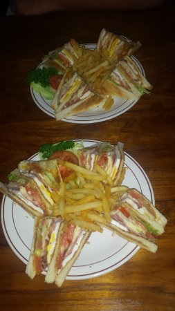 Sayang Maha Mertha: The best club sandwich