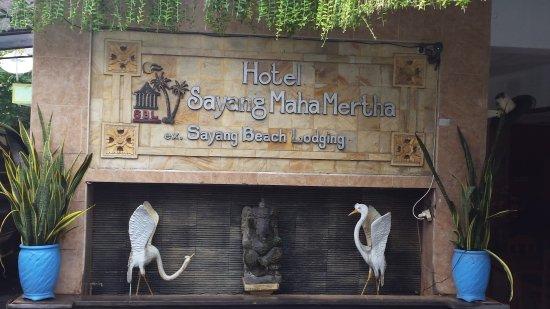 Sayang Maha Mertha: Sayang