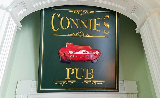 Virginia International Raceway: Connie's Pub, named after VIR's owner, Connie.