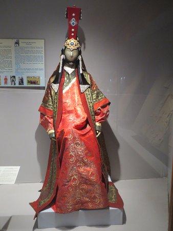 National History Museum: Costum