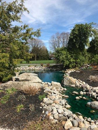 Ephrata, Pensilvanya: Garden front