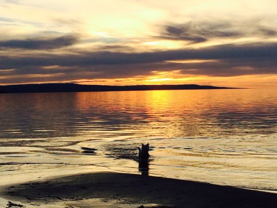 Devonshire Beach, Lesser Slave Lake.