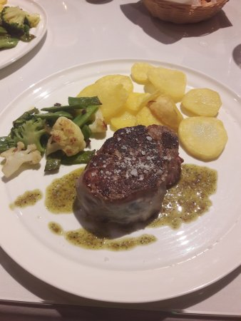 Arriate, Espagne : Steak