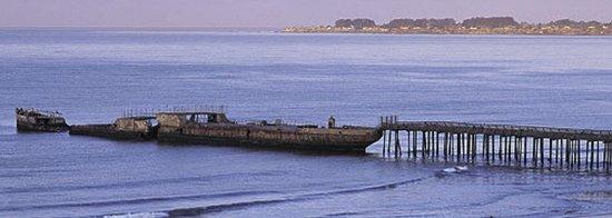 Aptos, CA: SS Palo Alto Cement Ship
