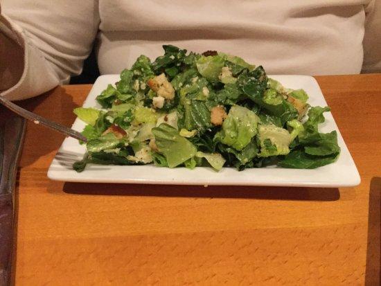Ossipee, NH: Caesar Salad