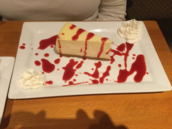 Ossipee, Nueva Hampshire: Cheesecake
