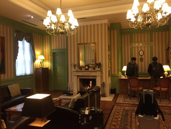Marrol's Boutique Hotel Bratislava: Reception