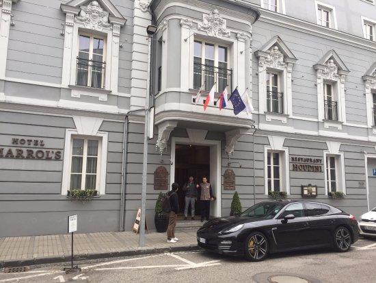 Potret Marrol's Boutique Hotel Bratislava