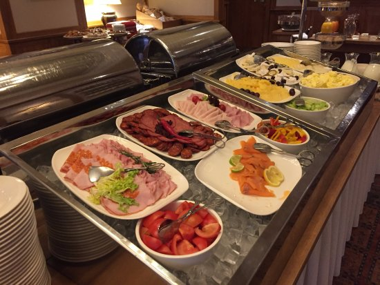 Marrol's Boutique Hotel Bratislava: breakfast