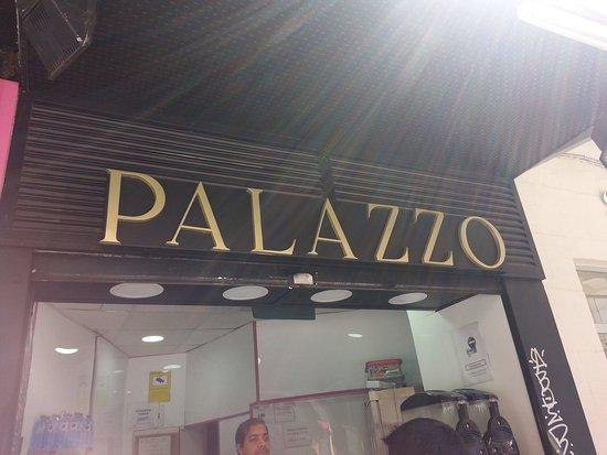 Heladeria palazzo madrid coment rios de restaurantes for Restaurante jardines de sabatini