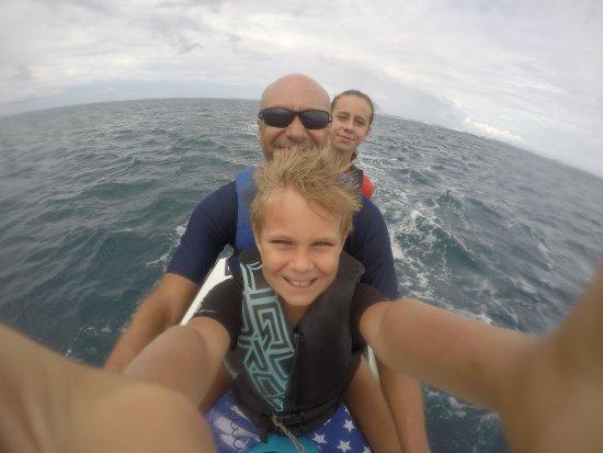 Papetoai, Polinesia Francesa: Ca décoiffe!!!!!!!!!!!!!!!!!!!!!!!!!!!!!!!!