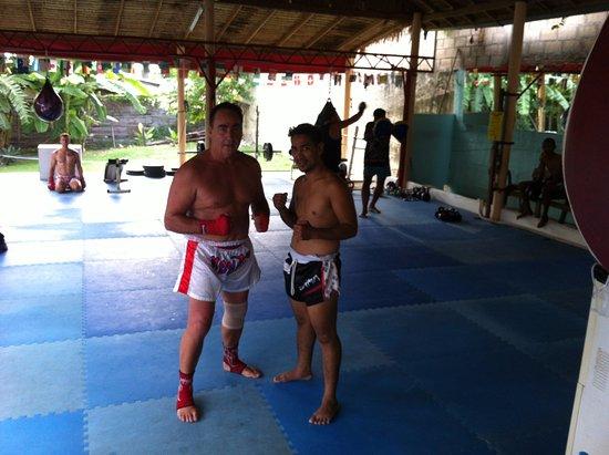 Palapon: Muay Thai