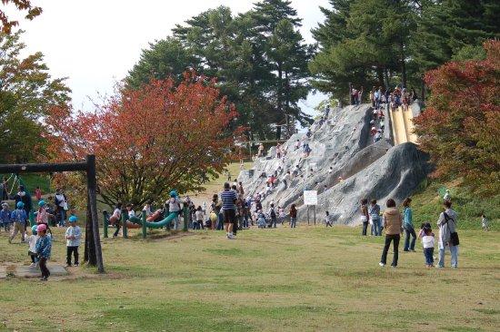 Matsumoto Alps Park : 子供冒険広場