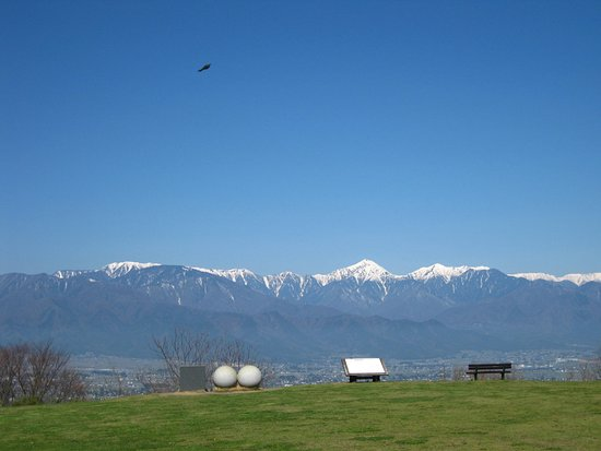 Matsumoto Alps Park : ピクニック広場