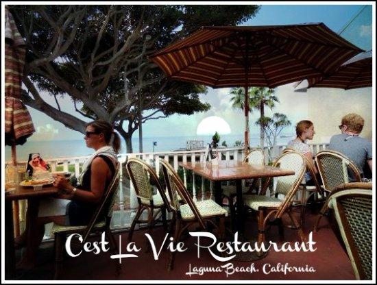 C Est La Vie Laguna Beach Menu Prices Restaurant
