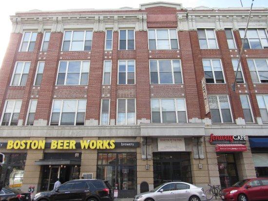 Boston Beer Works : 보스턴 비어 워크