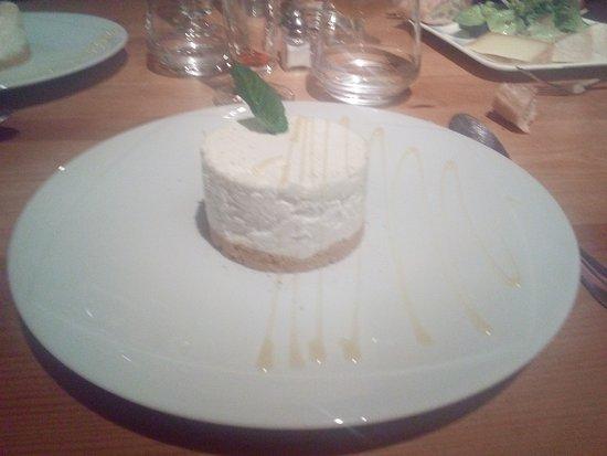 Azur, Prancis: Dessert : The Cheescake au citron