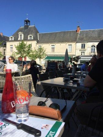 Richelieu (37) terrasse brasserie