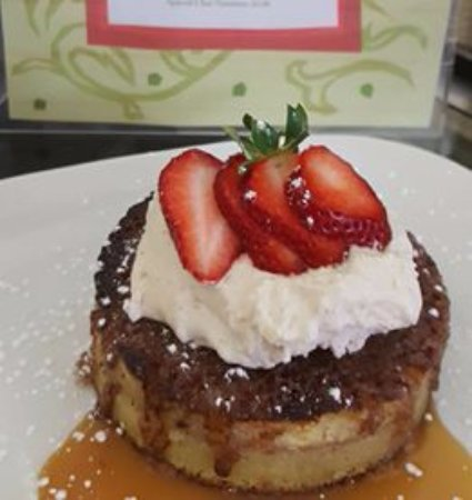 Loveland, CO: Bourbon Bread Pudding
