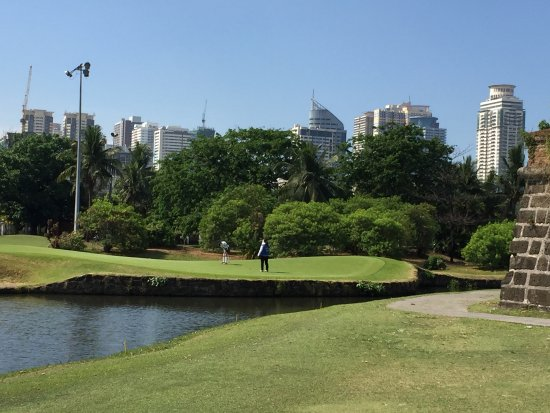 ‪Club Intramuros Golf Course‬