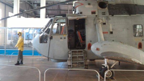Volandia Parco e Museo del Volo Malpensa: Elicottero.