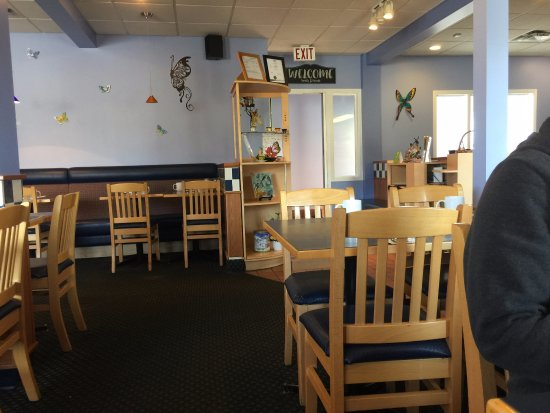 Prince George, Canadá: Butterfly Eatery
