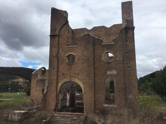 Lithgow, Australia: Blast Furnace Park