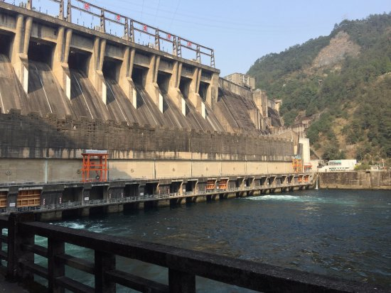 Chun'an County, الصين: 新安江水壩