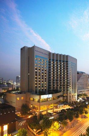 노보텔 앰배서더 서울 강남 호텔
