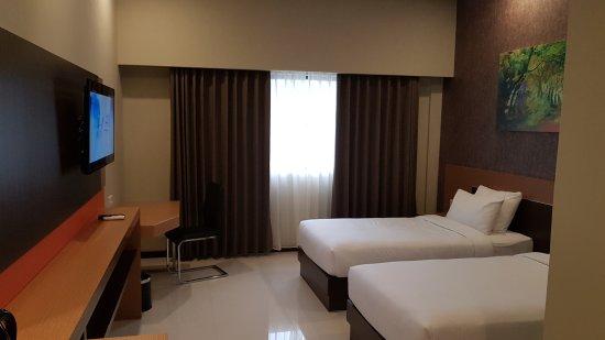 Hotel dengan wifi kencang