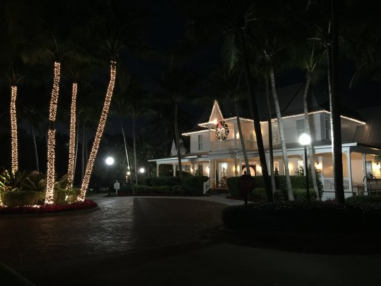 Tranquility Bay Beach House Resort: Christmas at Tranquility Bay