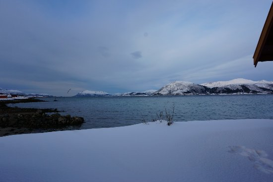 Sortland, Noruega: view from our house