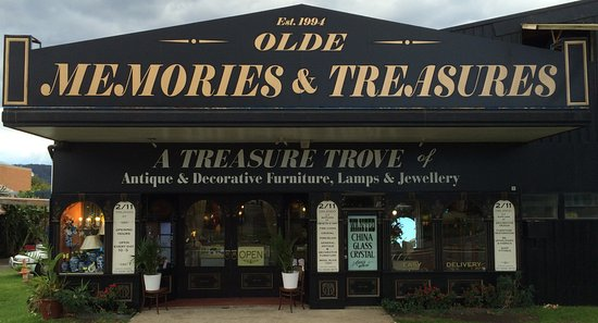 Olde Memories & Treasures