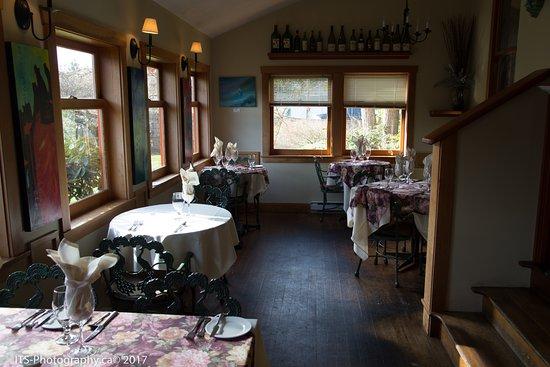 Mahle House Restaurant: cozy fine dinning