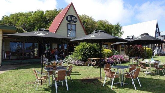The Olive Cafe Norfolk Island