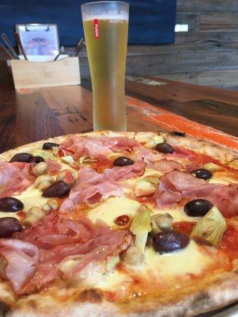 Balnarring, Αυστραλία: Pizza