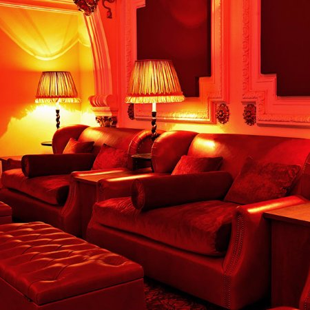 Electric Cinema: Back Row Sofa