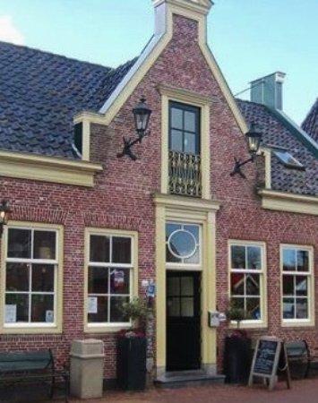 De Rijp, Ολλανδία: the facade