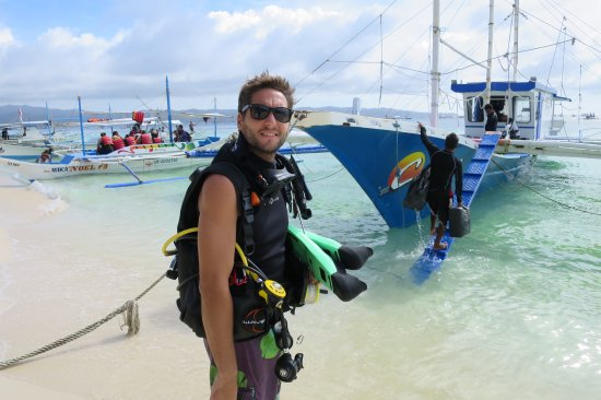 Nicolas PADI Instructor