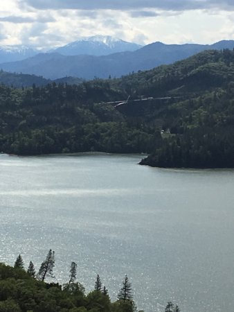 Lakehead, Kalifornia: amazing views and sites