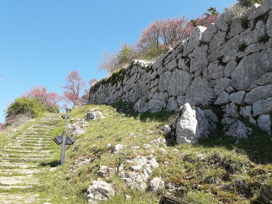 Segni, Italy: La cinta muraria