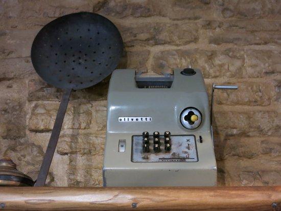 Hostaria Pomponio: tecnologia ... all'ultimo grido !