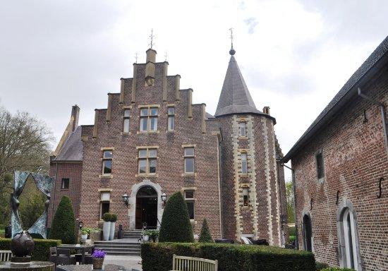 Heerlen, The Netherlands: kasteel Ter Worm