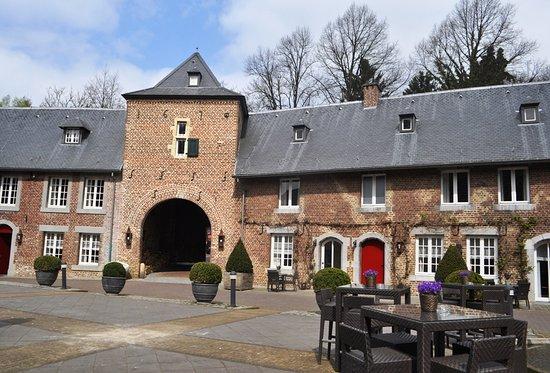 Heerlen, The Netherlands: terras