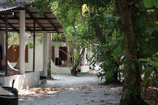 Asdu Sun Island: Bungalows