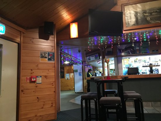 Raetihi, New Zealand: Raehiti Cosmopolitan Club