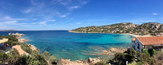 Baja Sardinia 10 km da Cala di Volpe