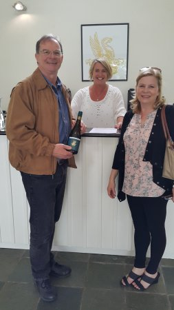 Some of the vineyard experiences on a Martinborough Wine Tours half day tour